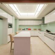 家居整体厨房简约设计