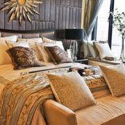 格调高雅的新古典风格大卧室装修设计图