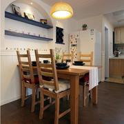 小户型实木餐桌椅欣赏