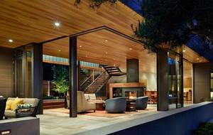 和谐乐章:440平米美式别墅装修效果图