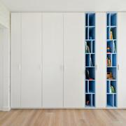 小户型小卧室置物柜