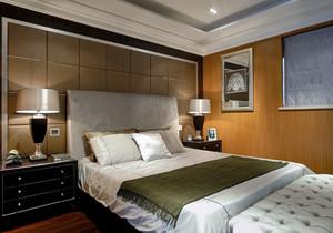 复式楼欧式风格卧室装修效果图实例欣赏