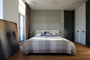 简约田园混搭77平米公寓装修图片