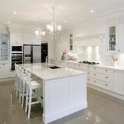 白色纯洁厨房图片