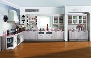宜家133平米家居整体厨房设计效果图片