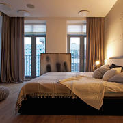 温馨田园风卧室欣赏