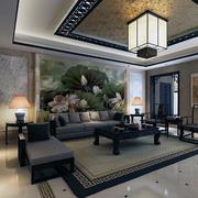 现代室内吊灯设计