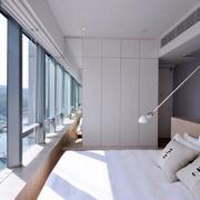 小户型简约卧室图片