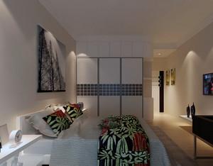 经典独特的小户型欧式卧室背景墙装修效果图