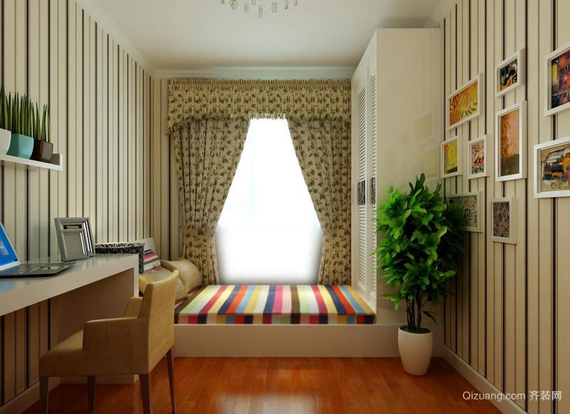 朴素18平米小卧室榻榻米装修效果图