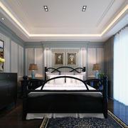 精致小户型美式风格卧室装修效果图鉴赏