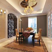 室内时尚地板砖设计