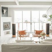 90平米大户型北欧风格客厅装修效果图鉴赏