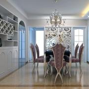 唯美餐桌椅设计