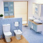 卫生间隔断墙欣赏