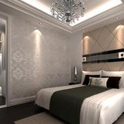 美观大气的卧室欣赏