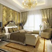 优雅高端的卧室