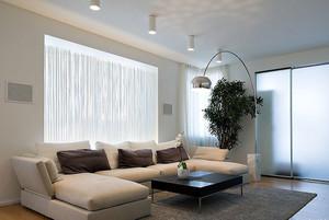 韩流来袭之小户型韩式客厅装修效果图
