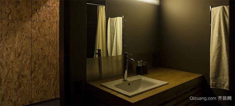 2016都市欧式小卫生间装修效果图鉴赏