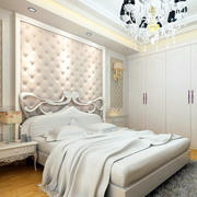 浅色调优雅卧室设计