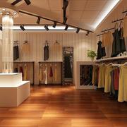 温馨舒适的服装店