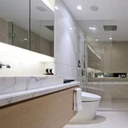 美观干净的卫生间