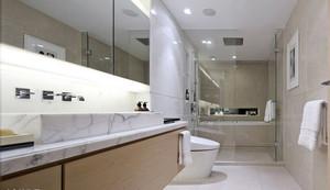 6平米现代简约卫生间设计效果图