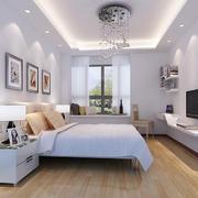 现代时尚卧室图片