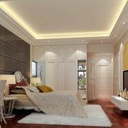 时尚简单的卧室欣赏