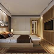 简单优雅的卧室