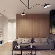 时尚欧式大户型室内吊顶装修效果图