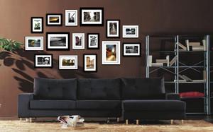 要的就是创意 宜家照片墙设计效果图