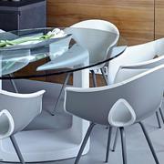 室内宜家餐厅餐桌椅