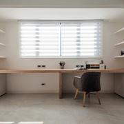 老房小书房书桌设计