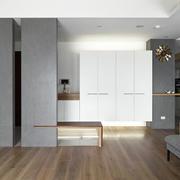 老房玄关柜设计