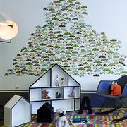 儿童房墙面壁纸欣赏