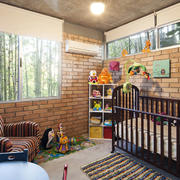 复古别致的儿童房