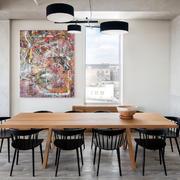 小户型实木大餐桌