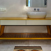小户型卫生间洗手台