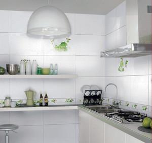 2016别墅欧式厨房吊顶装修设计效果图