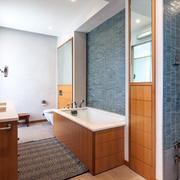 小户型卫生间现代装饰