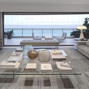 室内客厅简约设计