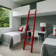时尚儿童房卧室床展示