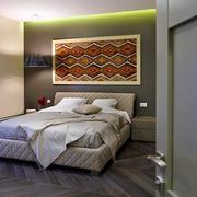 小户型舒适卧室床