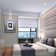 现代室内电视背景墙