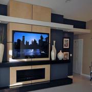 精美的电视柜设计
