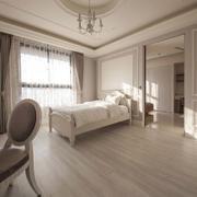 老房简欧风格卧室展示