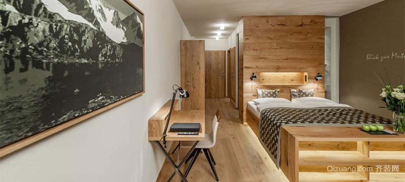 精美的欧式别墅型卧室装修效果图鉴赏