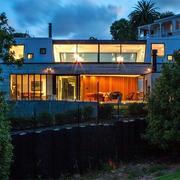 2016农村美式风格别墅设计效果图实例
