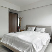 老房时尚简洁卧室